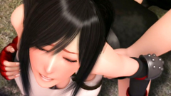 Perfect 3d Tifa Lockhart With Huge Tits Squirting Of Hardcore Sex Final Fantasy