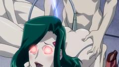 Magical hentai fuck in hardcore porn cartoon