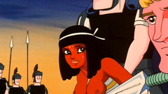 Ancient fuck for egyptian cuties - porn cartoon