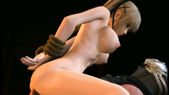Rose Anal Final Fantasy video