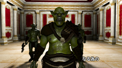 3D Amazing princess was hardcore fucked by angry Orc