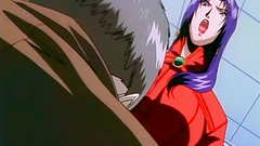 Weird sex from hentai porn toon with tentacle fetish