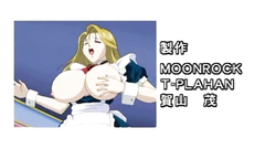 Awesome blonde from hentai toon is ready for adventures