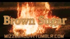 Brown sugar fuck - busty shemales have fun