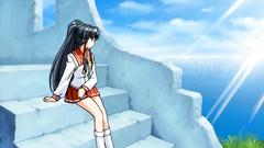 Lovely and innocent hentai schoolgirl in erotic toon