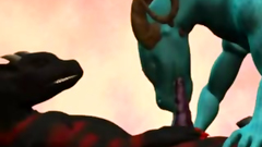 Hardcore Reptile Fantasy