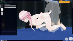 Hyperdimension Hentai 3D Game Hardcore Fuck