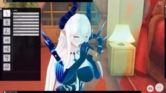 DIABLA 3d hentai